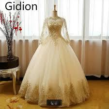 gold wedding dress online get cheap gold lace wedding dresses aliexpress