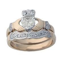 Claddagh Wedding Ring by 33 Best Claddagh Wedding Sets Images On Pinterest Claddagh Rings