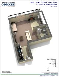 30 Square Meters by Apartments Under 30 Square Meters 325 Square Feet Includes Floor