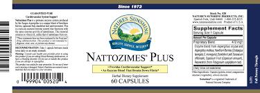 Dandelion Facts Nattozimes Plus 60 Caps