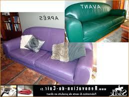 peinture pour canapé simili cuir restaurer canapé simili cuir conception impressionnante peinture