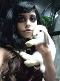 Puppy Makeup Halloween by Easy Ragdoll Makeup 8 Steps With Pictures