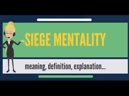 what does siege what is siege mentality what does siege mentality siege