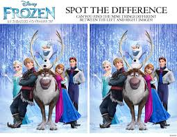 printable frozen images disney s frozen printable activities and games for kids