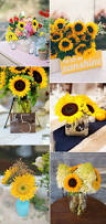 Sunflower Wedding Centerpieces by 30 Most Beautiful Wedding Centerpieces For 2016 Fall Tulle