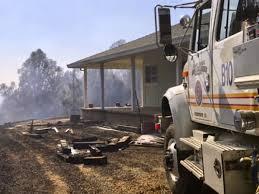 California Wildfire Database by East Fork Crew Responds To California Fires Recordcourier Com