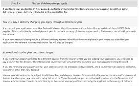 nz applying for a nz passport u2014 iwi n aus