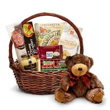 sausage gift baskets sausage cheese basket and at send flowers