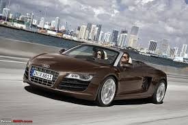 audi supercar convertible audi r8 v10 convertible uncloaked on the sets of