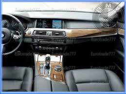 Bmw 528i Interior Bmw F10 Lci F11 Lci 520i 528i Set Of Interior Trim Light Wood