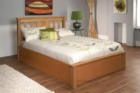 Storage Bed Ottoman by Terran Chandler Wooden Ottoman Storage Bed U2013 4 U00276 5ft 6ft