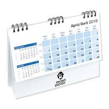 calendrier de bureau photo marquage calendrier bureau paysage cadeaux d affaires eurogifts