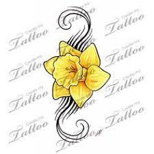 chrysanthemum tattoo perfect i u0027d add a rose and a daffodil