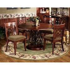 design extraordinary round table napa with gorgeous unique base