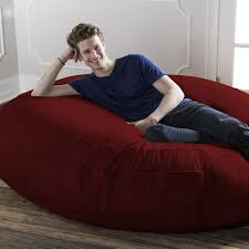 indoor chairs big joe beanbag chairs big bean bag chair amazon