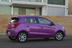 mitsubishi purple mitsubishi mirage review 2013 mirage