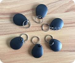 nissan 350z key fob 10pcs em4305 t5577 duplicator copy 125khz rfid tag llaveros