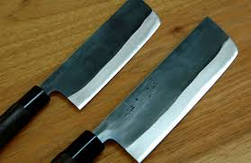 kitchen knives japanese japanese vegetable knife kurouchi nakkiri knife 120mm 150mm