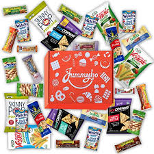 healthy care packages healthy snacks variety package nuts bars and snacks gift box