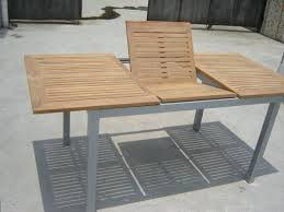 outdoor expandable dining table u2013 rhawker design