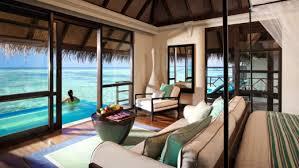 chambre sur pilotis maldives maison pilotis maldives vakarufalhi island resort hotel maldives