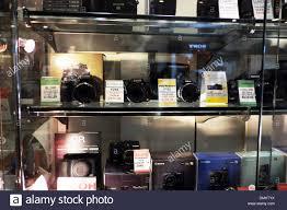 cabinet shop for sale fuji canon nikon camera display cabinet in shop new cameras for sale