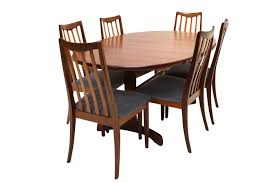 vintage teak dining set by g plan