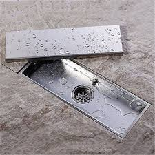 Basement Floor Drain Grate by Grate Drainer 304 Stainless Steel Invisible Linear Shower Floor