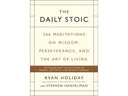 the 2016 christmas catalog tools and toys the daily stoic by ryan holiday 15 hardcover