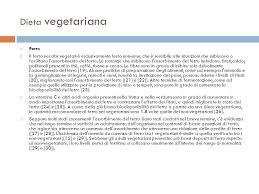 alimentazione ferro basso dieta vegetariana ppt scaricare