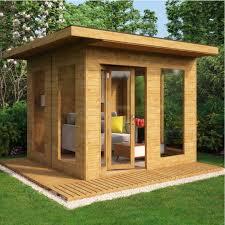 Garden Summer Houses Scotland - wooden sheds wooden garden sheds garden buildings direct