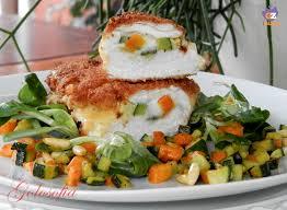 suprema di pollo suprema di pollo ripiena di verdure e formaggio ricetta secondi