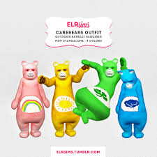 elr sims carebears child u2022 sims 4 downloads