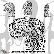 tattoo of toa warrior victorious tattoo custom tattoo designs