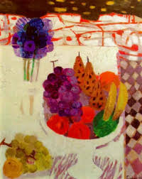 fruit and flowers fruit and flowers in a landscape by fedden on artnet