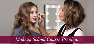 hair and makeup school makeup artist