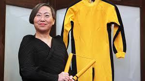 bruce yellow jumpsuit bruce of jumpsuit fetches hk 780 000 at auction
