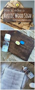 best 25 rustic wood crafts ideas on easy wood