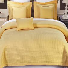 Twin Quilts And Coverlets 2 Piece Gold Twin Xl Coverlet Set Free Shipping
