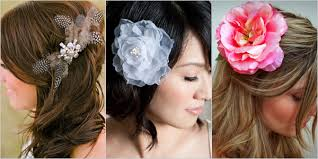 hair flowers inspiring hair pins wedding hair flowers collection girlshue