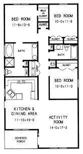 3 bedroom hall kitchen house plan 3 bedroom house plans with
