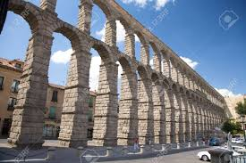55 most incredible pictures of the aqueduct of segovia in spain
