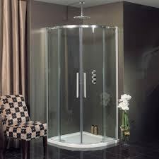 simpsons ten quadrant double door shower enclosure 2 size