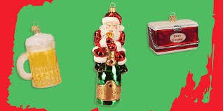 the 11 best alcohol themed christmas tree ornaments vinepair