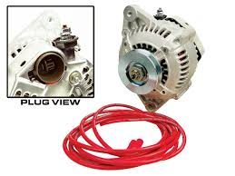direct fit high output alternator 140 amp 1985 1992 22r 22re truck