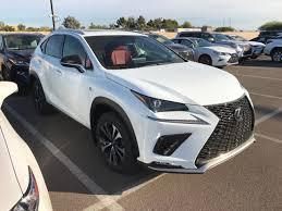 2018 new lexus nx nx 300 f sport awd at penske automall az iid
