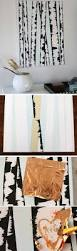 30 diy home decor ideas on a budget coco29 diy birch tree wall art click pic for 25 diy home decor ideas on a