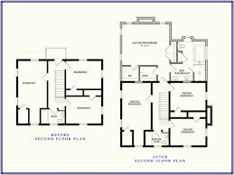 second story additions floor plans 30 x 40 one story house plans awesome second story addition floor