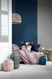 peinture chambre bleu chambre bleu marine et peindre un mur en fonc pour booster sa d