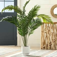 home black hammock palm tree with pot reviews artificial trees for